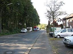 Römerstraße in Dortmund