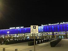 Rabat sal airport wikipedia for Ryanair barcelona paris orly