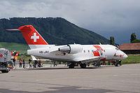 HB-JRC - CL60 - Swiss Air-Ambulance