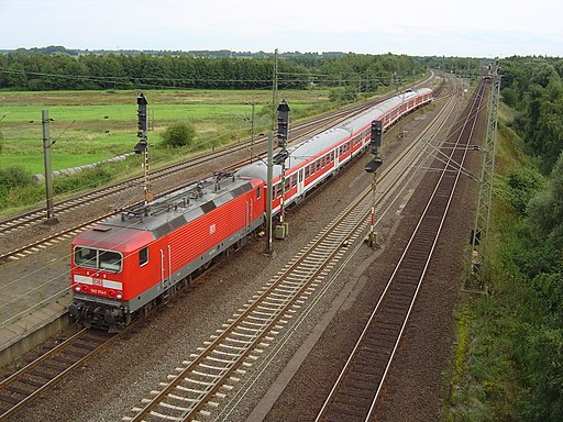 RE Deutsche Bahn AG Maschen GFDL