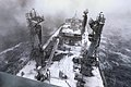 RFA Tidespring during bad weather off the UK coast MOD 45163864.jpg