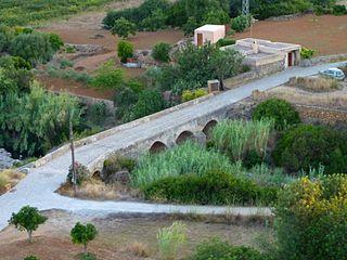 Pont Vell, Santa Eulària des Riu