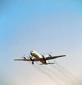 RIAN archive 372209 Il-18 air plane.jpg