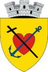 Coat of arms of Frasin