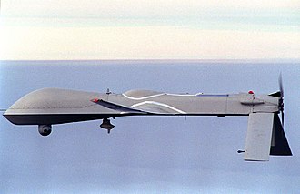 General Atomics - The Predator UAV is made by General Atomics affiliate General Atomics Aeronautical Systems