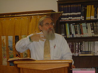 Saul Berman - Rabbi Saul Berman speaking
