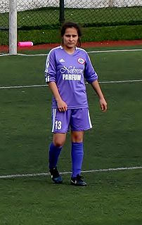Rabia Civan Turkish womens football forward