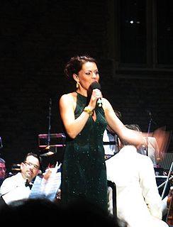 Rachel Tucker Northern Irish actress and singer
