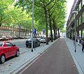 Radweg in Rotterdam.JPG