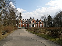 Radziwills' Palace in Jadwisin 2009 (20).JPG