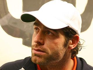 Raemon Sluiter Dutch tennis player