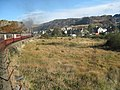 Railway entering Blaenau Ffestiniog - geograph.org.uk - 1553310.jpg