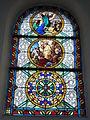 Raimbeaucourt (Nord, Fr) église, vitrail 10.JPG