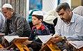 Ramadan 1439 AH, Qur'an reading at Jameh Mosque of Sanandaj - 29 May 2018 05.jpg