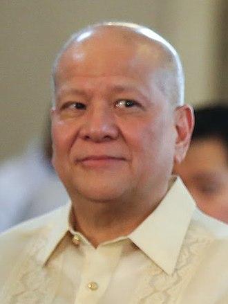 Ramon S. Ang - Ang in September 2016