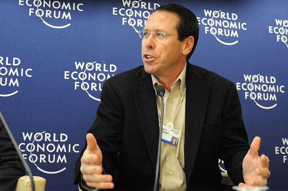 Randall Stephenson, CEO of AT&T