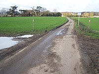 Ranscombe Farm and footpath junction - geograph.org.uk - 1053878.jpg