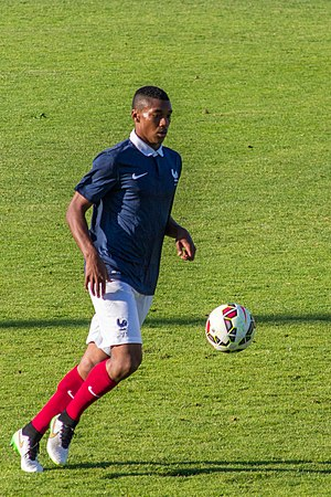 Raphaël Diarra - Diarra playing for France U20s