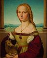 Raphael Portrait of a Lady with a Unicorn.jpg