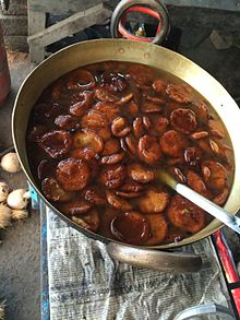 Rasabali in sugar syrup.JPG