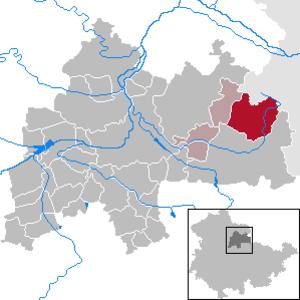 Rastenberg - Image: Rastenberg in SÖM