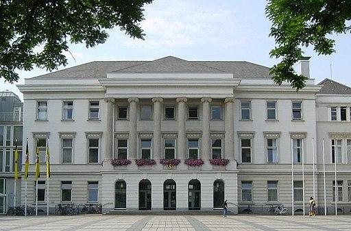 Rathaus krefeld