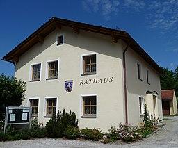 Das Rathaus von Stubenberg