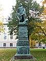 Rauch - Blücher statue, Berlin front.JPG