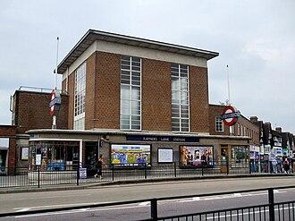 Rayners Lane - Rayners Lane Station