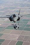 Refueling the F-35B Lightning II with VMGR-352 120203-M-RB277-049.jpg