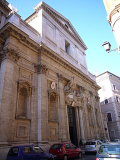 Image illustrative de l'article Santa Maria in Monserrato degli Spagnoli (titre cardinalice)