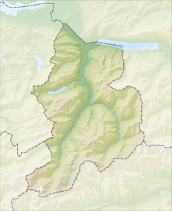 Glarus is located in Canton of Glarus