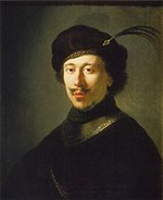 Rembrandt - Bust of a Young Man in Plumed Beret.jpg