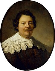 Portrait of Willem Burggraeff, husband of Maertgen van Bilderbeecq
