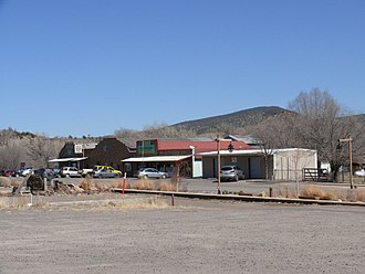 Reserve, New Mexico - Image: Reserve NM 2