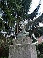 Reshetylivka Novosanzharska Str. Monument-Bust of M.Horky (YDS 8393).jpg