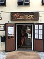 Restaurant The Kings à Alghero.JPG