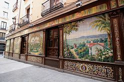 Restaurante-tablao Villa-Rosa (Madrid) 01.jpg