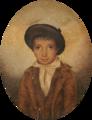Retrato de Anselmo Braamcamp Freire, pintado por sua mãe a Baronesa de Almeirim, D. Luísa Maria Joana Braamcamp.png