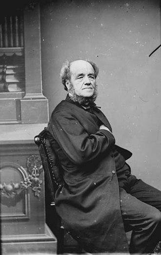 Samuel Roberts (writer) - Image: Revd John Roberts (J.R., 1804 84) NLW3365386