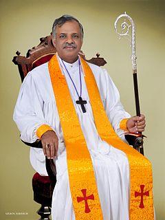 Baker Ninan Fenn Indian bishop
