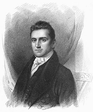 Elias Cornelius - Image: Reverend Elias Cornelius