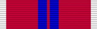 Abdullah Al-Salim Al-Sabah - Image: Ribbon QE II Coronation Medal