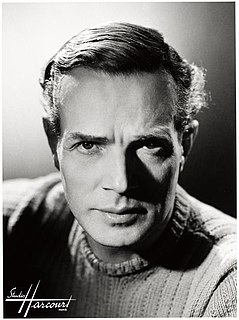 Pierre Richard-Willm French actor