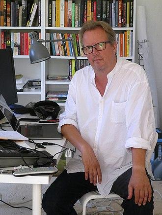 Richard Grayson (artist) - Image: Richard Grayson, artist, writer and curator