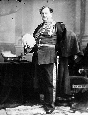 William O'Grady Haly - Sir William O'Grady Haly