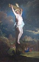 Christ expiring (second version)