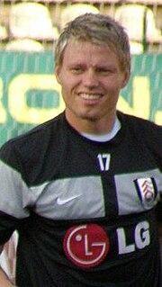 Bjørn Helge Riise Norwegian footballer