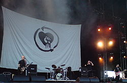 Rise Against beim Wiley Open Air 2009