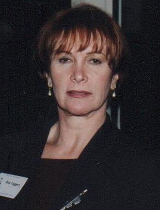 Rita Taggart - Taggart in 1999